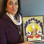 Swarna Raja Kochi - Tanjore Art Studio - Testimonial 1