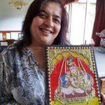 Swarna Raja Kochi - Tanjore Art Studio - Testimonial 2