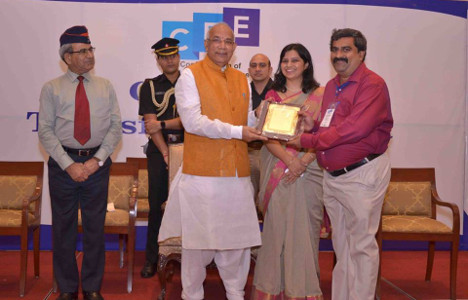 Yaswant Bhanu Murthy - CEE Education Award for Excellence New Delhi 2017