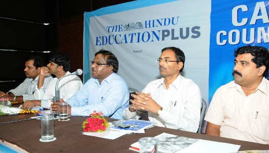 Yaswanth Bhanu Murthy - The Hindu Education Plus Career Counselling Session 2013
