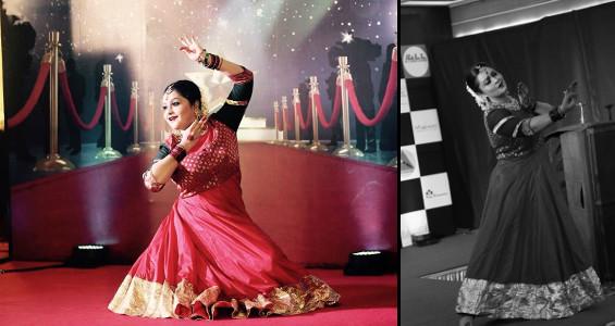 Komal Shah Kathak Performance 1