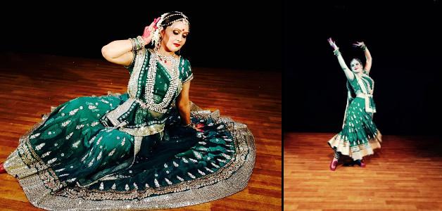 Komal Shah Kathak Performance 2