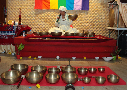 Sujata Singhi - Certified Sound Bowl Healer and Trainer