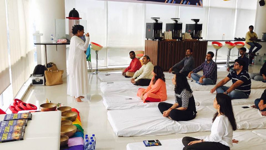 Sujata Singhi - Corporate Session Multi City held at 5 centers in Mumbai Bengaluru and Chennai - Jul 2017