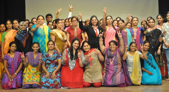 Sujata Singhi - Creativity in Education Seminar with Educators and School heads - Jun 2014