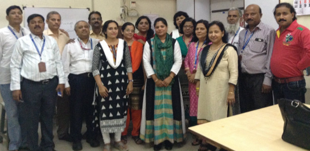 Sujata Singhi - Empowering Educators programme for Professors - Apr 2016