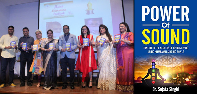Sujata Singhi - Power of Sound Book Launch at 3rd Asiad Lit Fest - Apr 2017