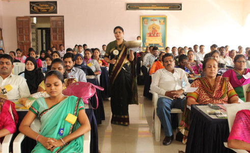 Sujata Singhi - Session for Teachers and Principals organized by DBM - Dec 2015