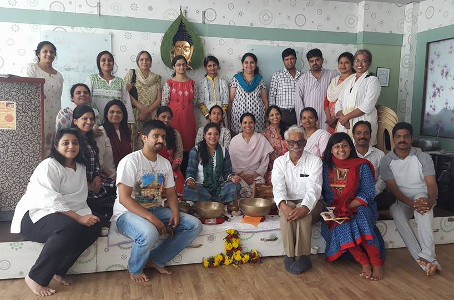 Sujata Singhi - Sound Bowl Healing Session - Jan 2016