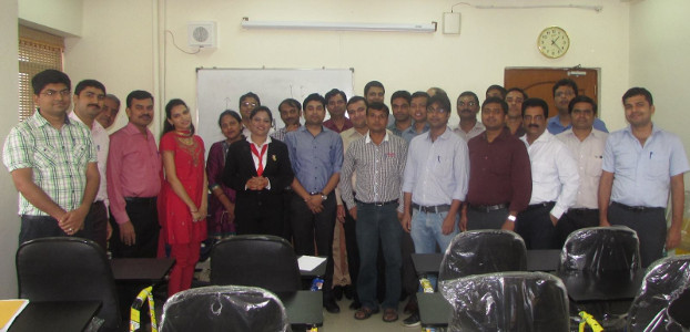 Sujata Singhi - Training Officials of Revenue Department - Sep 2014
