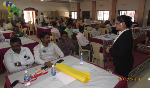 Sujata Singhi - Training for BMC officials - Jan 2015