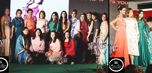 Bahar Gupta - Fashion Show