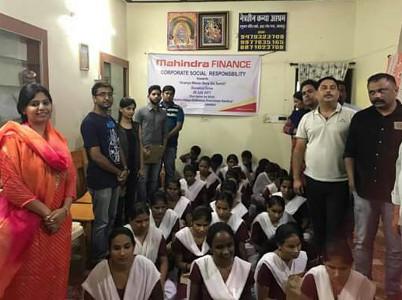 Palak Tiwari Ananya Sewa Sai Samiti Jabalpur