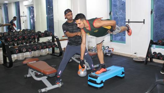 Sunil Karmalkar Fitness Wave - Personal Training 10