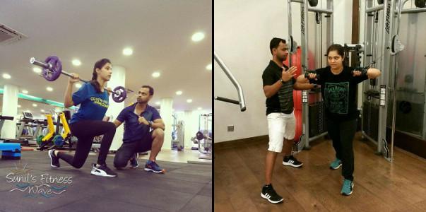 Sunil Karmalkar Fitness Wave - Personal Training 6