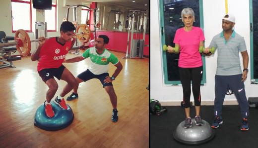 Sunil Karmalkar Fitness Wave - Personal Training 8
