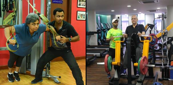Sunil Karmalkar Fitness Wave - Personal Training 9