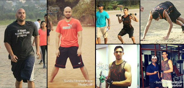 Sunil Karmalkar Fitness Wave - Transformation