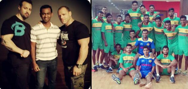 Sunil Karmalkar - Salgaocar FC Team and International Trainers