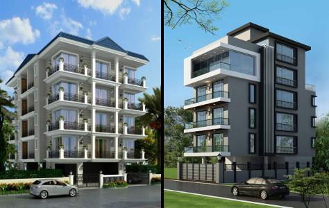 Building Design by SDA Designs