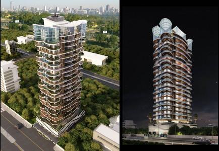 Residential Tower Mumbai Design by SDA Designs