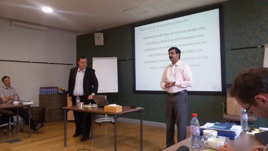 Yogesh Wani presentation