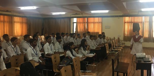 Alka Purohit - NURTURE - FE session in progress