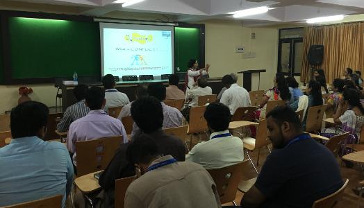 Alka Purohit - Staff Session - Nurture and HR SCOE