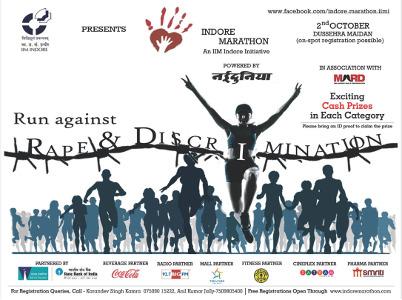 Amit Ratn Gangwal Jain - Indore Marathon