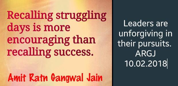 Amit Ratn Gangwal Jain - Quote 3