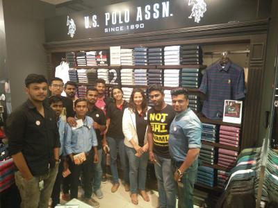 Payal Nambiar - Arvind Store 2