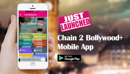 Sonia Gupta -Chain2Bollywood -Mobile App