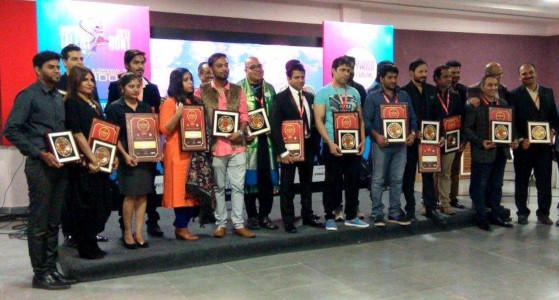 Sonia Gupta Indywood Excellence Award Ramoji 2017