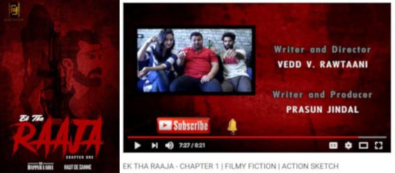 Vedd Rawtaani - Ek Tha Raaja - 3