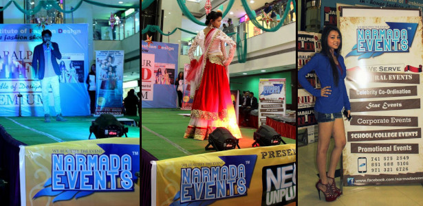 Narmada Events Jabalpur - Fashion Show