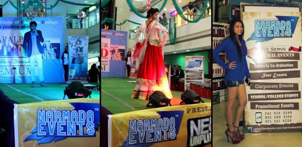 Narmada Events Jabalpur - Fashion Show