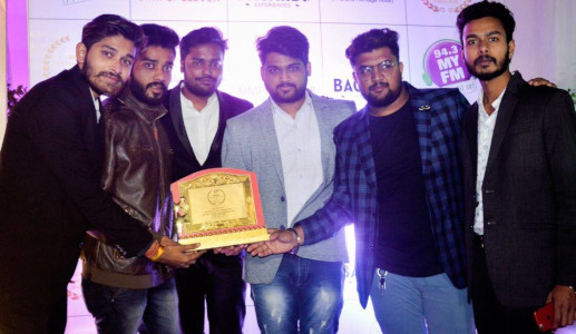 Narmada Events Jabalpur - Felicitation