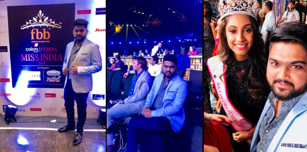 Narmada Events Jabalpur - Femina Miss India