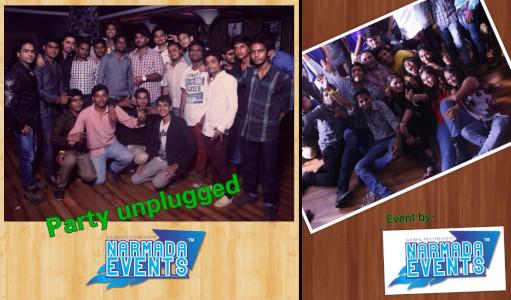 Narmada Events Jabalpur - First Event under the banner