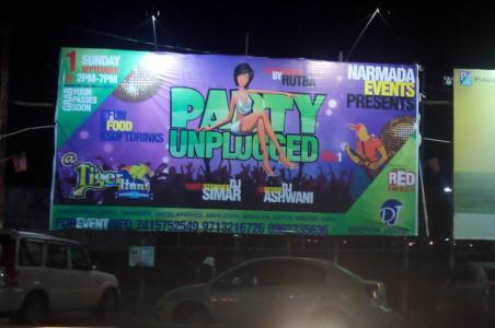 Narmada Events Jabalpur - Party Unplugged