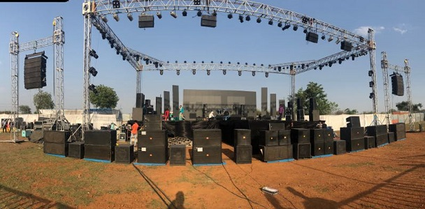 Narmada Events Jabalpur - Production 3
