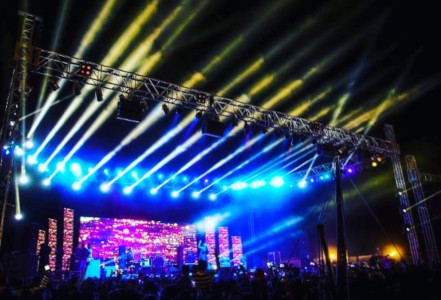 Narmada Events Jabalpur - Production 4