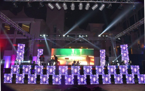 Narmada Events Jabalpur - Production 6