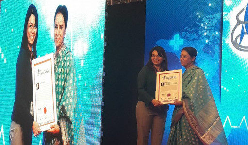 Supriti Singh - Most Impactful Healthcare Leader Award