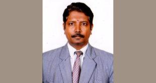 Dr K Thangaraj - Cover