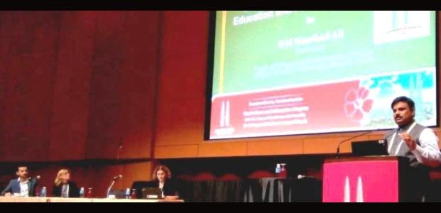 Dr Naushad Ali - IFLA Malaysia Conference