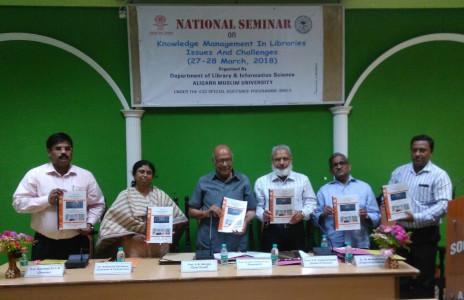 Dr Naushad Ali - Seminar Director