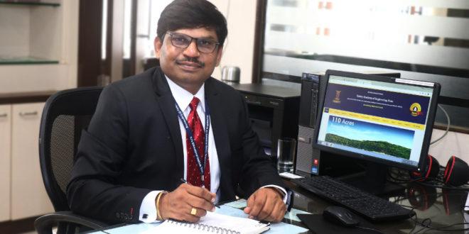Dr Nilesh Uke - Principal - Trinity Academy of Engineering