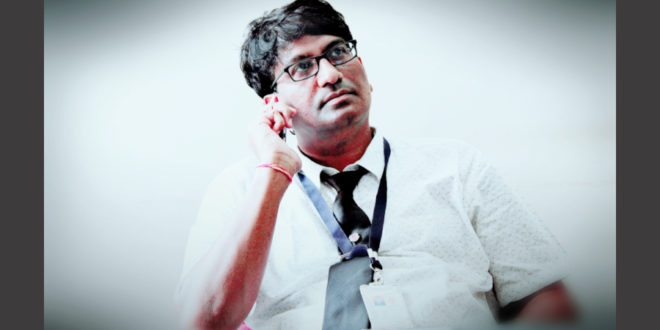 Dr Rajeshkumar Sambhe - Cover
