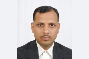 Dr Ravi Kumar Gupta - Cover